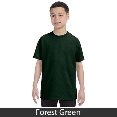 Jerzees Youth Heavyweight Blend T-Shirt - EZ Corporate Clothing  - 18