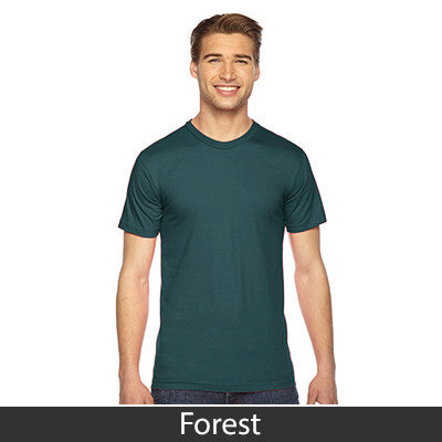 American Apparel Unisex Fine Jersey Short Sleeve T-Shirt - EZ Corporate Clothing  - 18