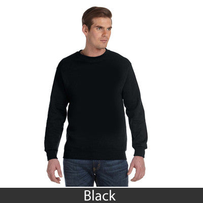 Gildan Adult Dryblend Crewneck Sweatshirt - EZ Corporate Clothing  - 3