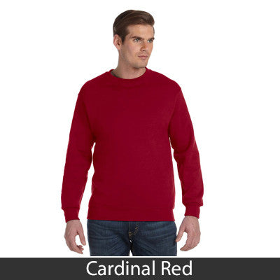 Gildan Dryblend Crewneck Sweatshirt - EZ Corporate Clothing  - 4