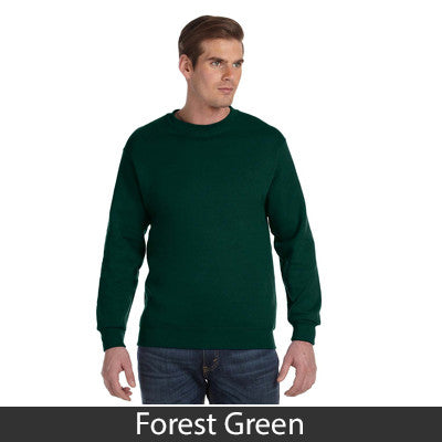 Gildan Adult Dryblend Crewneck Sweatshirt - EZ Corporate Clothing  - 7