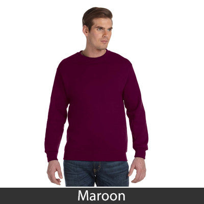 Gildan Adult Dryblend Crewneck Sweatshirt - EZ Corporate Clothing  - 8