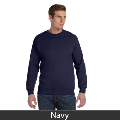 Gildan Adult Dryblend Crewneck Sweatshirt - EZ Corporate Clothing  - 9