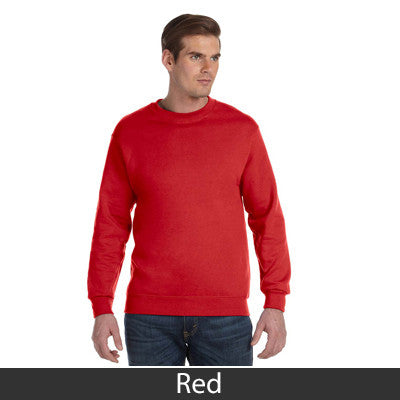 Gildan Adult Dryblend Crewneck Sweatshirt - EZ Corporate Clothing  - 11