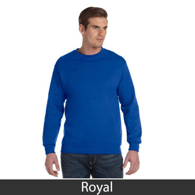 Gildan Adult Dryblend Crewneck Sweatshirt - EZ Corporate Clothing  - 12