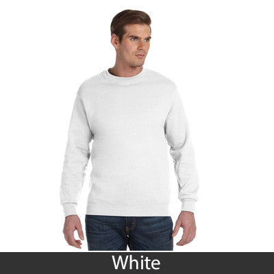 Gildan Adult Dryblend Crewneck Sweatshirt - EZ Corporate Clothing  - 15