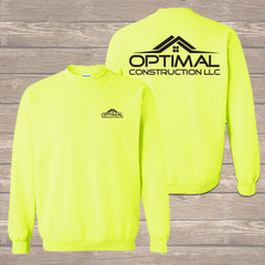 Construction Worker Special - Workwear - Custom Crewneck Sweatshirt - G180