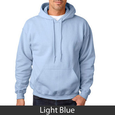Gildan Adult Heavy Blend Hooded Sweatshirt - EZ Corporate Clothing  - 21