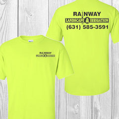 Construction Worker Special - Workwear - Custom Short Sleeve T-Shirt - G200