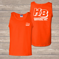 Construction Worker Special - Workwear - Custom Tank-Top - G220