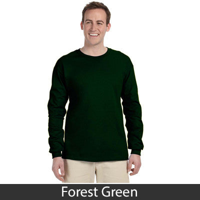 Gildan Adult Ultra Cotton Long-Sleeve T-Shirt - EZ Corporate Clothing  - 9