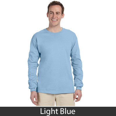 Gildan Adult Ultra Cotton Long-Sleeve T-Shirt - EZ Corporate Clothing  - 13
