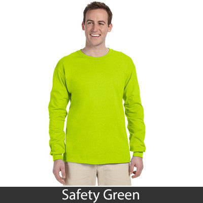 Gildan Adult Ultra Cotton Long-Sleeve T-Shirt - EZ Corporate Clothing  - 23