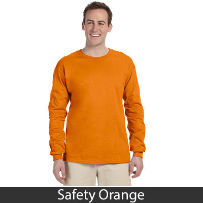 Gildan Adult Ultra Cotton Long-Sleeve T-Shirt - EZ Corporate Clothing  - 24