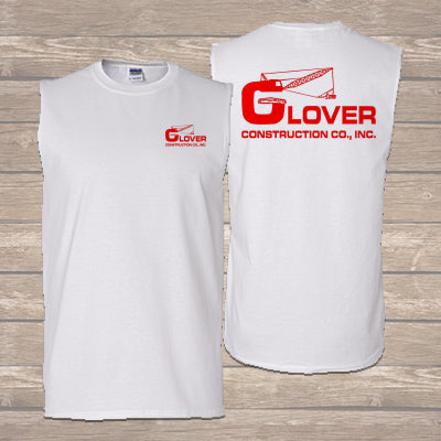 Construction Worker Special - Workwear - Custom Sleeveless Shirt - G270
