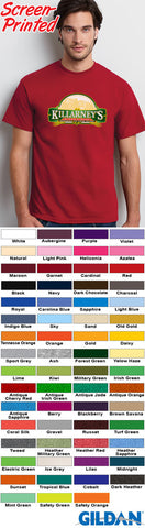 Gildan Adult Heavy Cotton T-Shirt - EZ Corporate Clothing  - 2