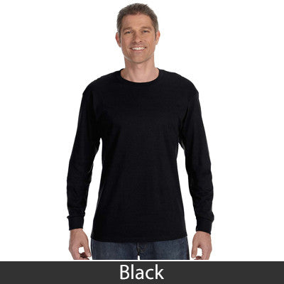 Gildan Adult Heavy Cotton Long-Sleeve T-Shirt - EZ Corporate Clothing  - 3
