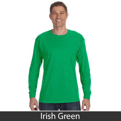 Gildan Adult Heavy Cotton Long-Sleeve T-Shirt - EZ Corporate Clothing  - 10
