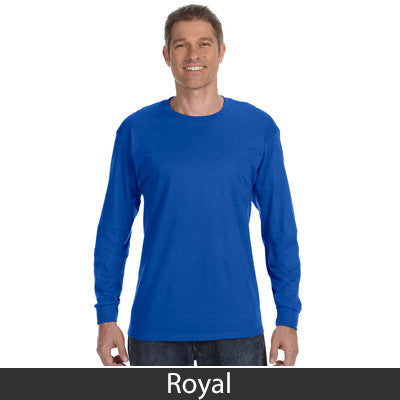 Gildan Adult Heavy Cotton Long-Sleeve T-Shirt - EZ Corporate Clothing  - 14