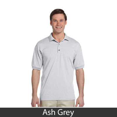 Gildan Adult Dryblend Jersey Polo - Printed - EZ Corporate Clothing  - 2