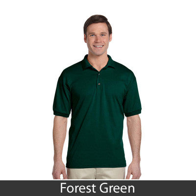 Gildan Adult Dryblend Jersey Polo - Printed - EZ Corporate Clothing  - 6