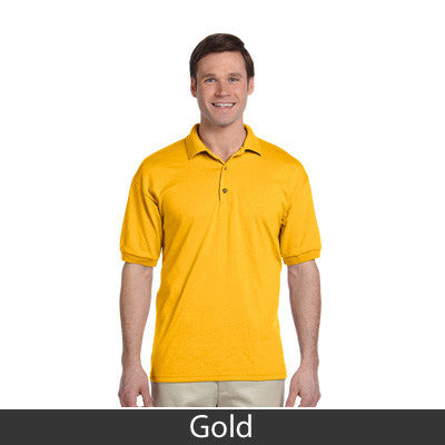 Gildan Dryblend Adult Jersey Polo - EZ Corporate Clothing  - 7