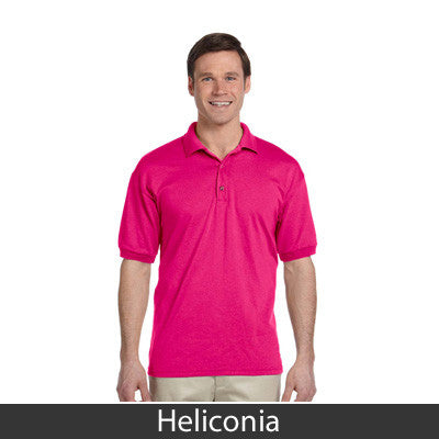 Gildan Adult Dryblend Jersey Polo - Printed - EZ Corporate Clothing  - 8