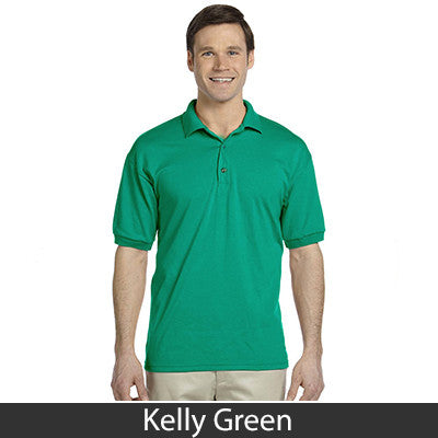 Gildan Adult Dryblend Jersey Polo - Printed - EZ Corporate Clothing  - 9