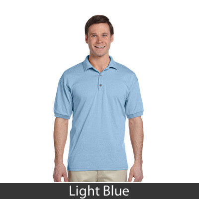 Gildan Dryblend Adult Jersey Polo - EZ Corporate Clothing  - 10