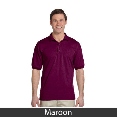 Gildan Adult Dryblend Jersey Polo - Printed - EZ Corporate Clothing  - 13