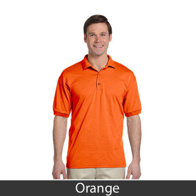 Gildan Adult Dryblend Jersey Polo - Printed - EZ Corporate Clothing  - 15