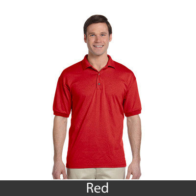 Gildan Dryblend Adult Jersey Polo - EZ Corporate Clothing  - 17