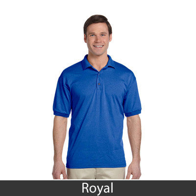 Gildan Dryblend Adult Jersey Polo - EZ Corporate Clothing  - 18