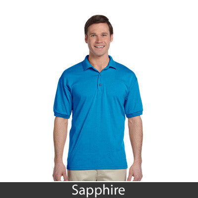 Gildan Adult Dryblend Jersey Polo - Printed - EZ Corporate Clothing  - 20