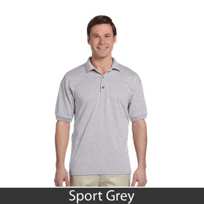 Gildan Adult Dryblend Jersey Polo - Printed - EZ Corporate Clothing  - 21