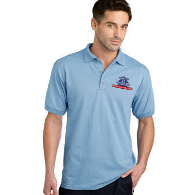 2e83b0c2e Gildan Dryblend Adult Jersey Polo - EZ Corporate Clothing ...