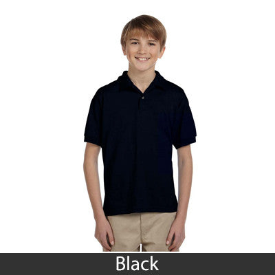 Gildan Youth Ultra Blend Jersey Polo - EZ Corporate Clothing  - 3