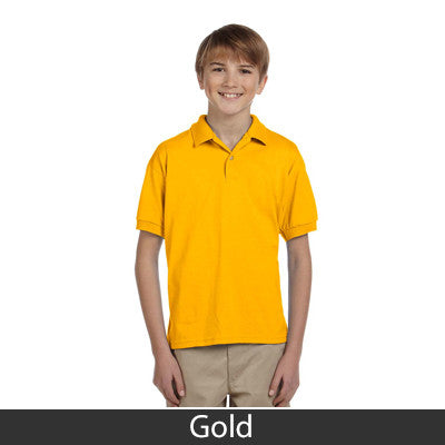 Gildan Youth Ultra Blend Jersey Polo - EZ Corporate Clothing  - 6