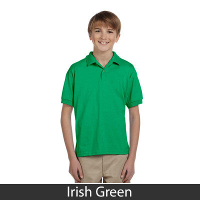 Gildan Youth Ultra Blend Jersey Polo - EZ Corporate Clothing  - 7