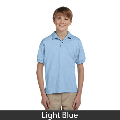 Gildan Youth Ultra Blend Jersey Polo - EZ Corporate Clothing  - 8