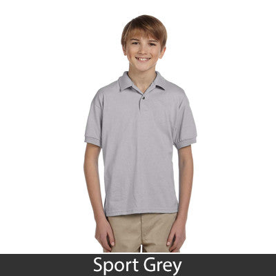 Gildan Youth Ultra Blend Jersey Polo - EZ Corporate Clothing  - 16