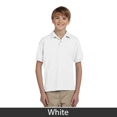 Gildan Youth Ultra Blend Jersey Polo - EZ Corporate Clothing  - 17