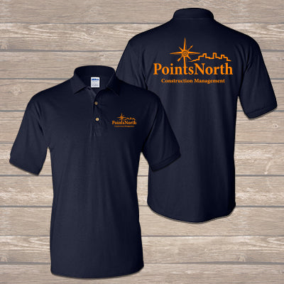 Construction Worker Special - Workwear - Custom Polo Shirt - G880