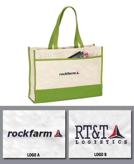 Rockfarm Gemline Contemporary Tote - EZ Corporate Clothing  - 1