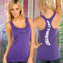 Kavio Junior Sheer Racerback Tank - Get Twisted - EZ Corporate Clothing