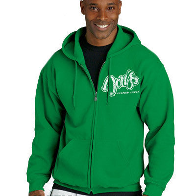 Gildan Adult Heavy Blend Full-Zip Hooded Sweatshirt