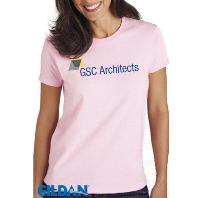 Gildan Ladies Ultra Cotton T-Shirt - EZ Corporate Clothing  - 1