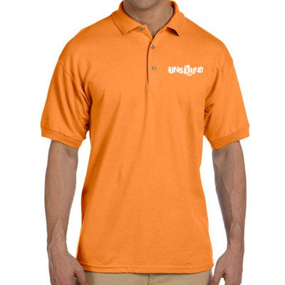 Gildan Mens Ultra Cotton Pique Polo - Printed