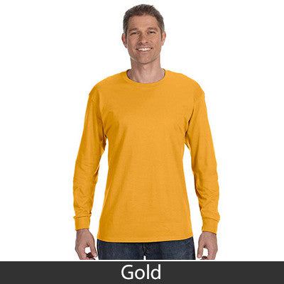 Jerzees Adult Long-Sleeve Heavyweight Blend T-Shirt - EZ Corporate Clothing  - 17