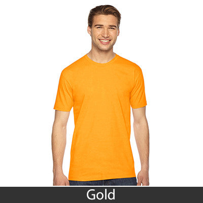 American Apparel Unisex Fine Jersey Short Sleeve T-Shirt - EZ Corporate Clothing  - 20